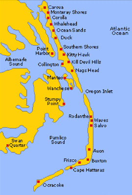 outer banks names