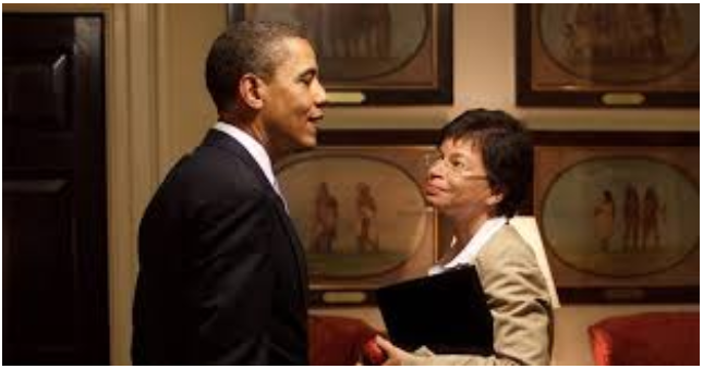 Valerie Jarrett Suggested Americans Owe Obama A Debt Of Gratitude, The Reason Why? Barack Is The Real Reason For Low Unemployment