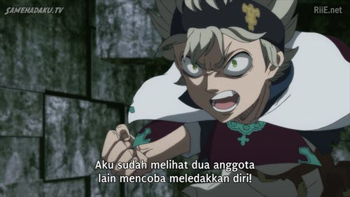 Black Clover Episode 94 Subtitle Indonesia