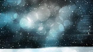 foto belle della neve che cade
