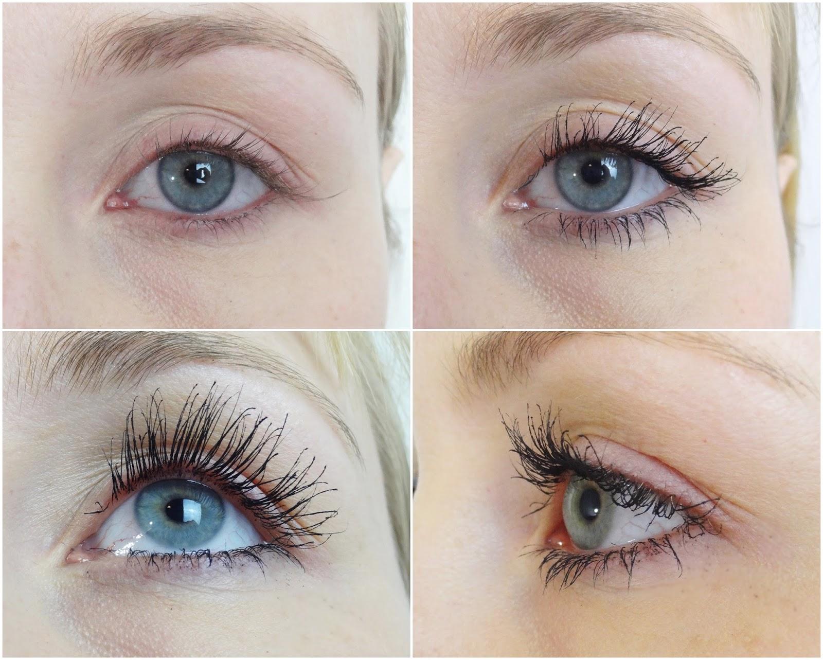 Bobbi Brown - Smokey Eye Mascara Pretty Clover Beautyblog Mascara Test Review