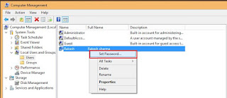 Hack & Change Window 10/8/7 User Password Without Old Password {TRICK} 4