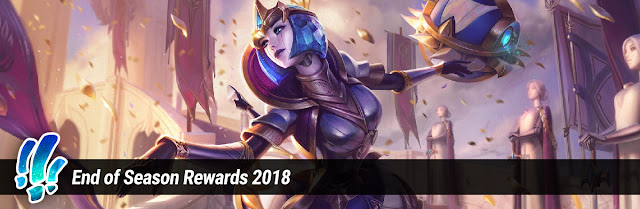 Surrender at 20: End of Season Rewards 2018