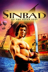 Poster Sinbad of the Seven Seas