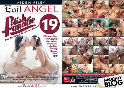 Fetish Fanatic 19 (2016)