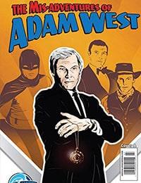 The Mis-Adventures of Adam West (2011) Comic