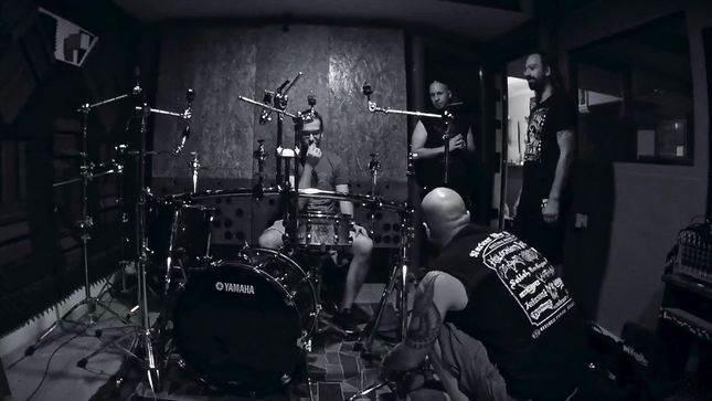 VARATHRON: Ολοκληρώθηκαν οι ηχογραφήσεις του επερχόμενου album