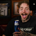 Bud light Beer cans now carry post Malone's face