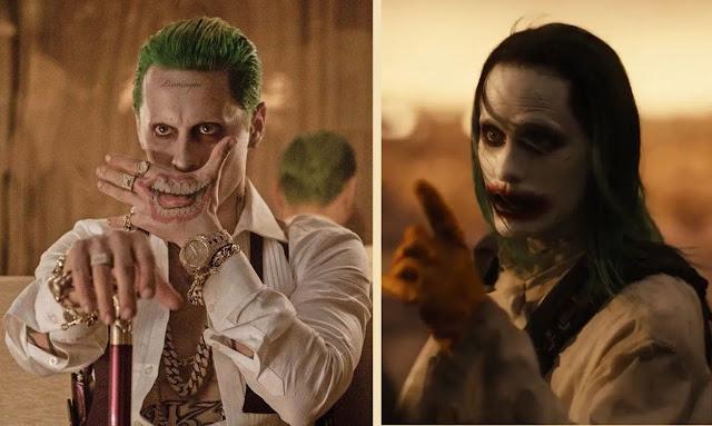 Zack Snyder's Justice League recensione Jared Leto Joker Suicide squad