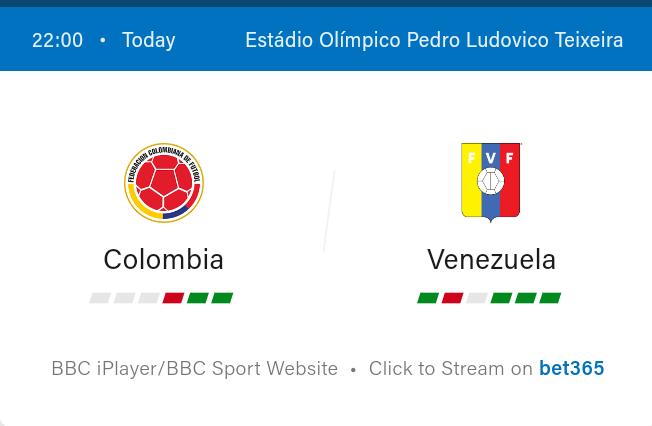 Colombia vs Venezuela Preview and Predictions 2021