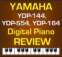 Yamaha YDP-144, YDP-S54, YDP-164 Review