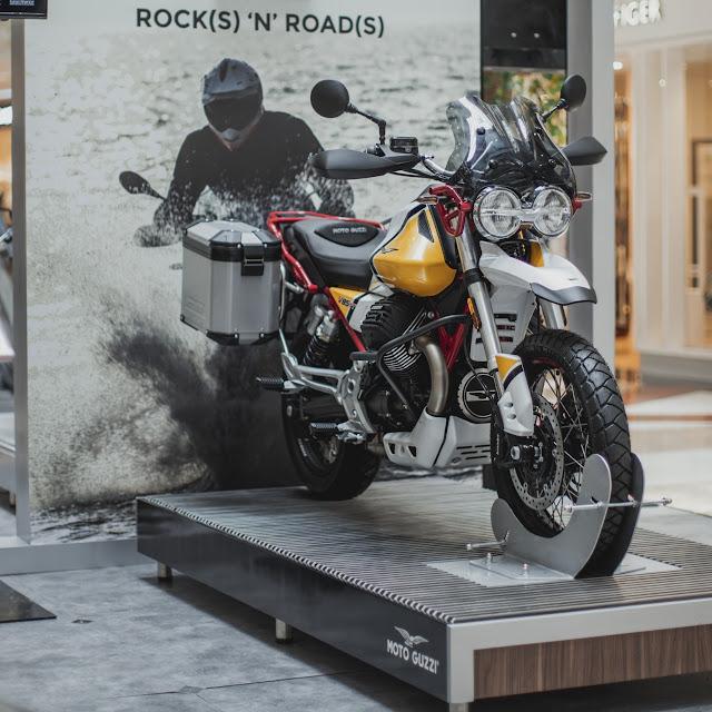 harga Moto Guzzi V85TT Indonesia