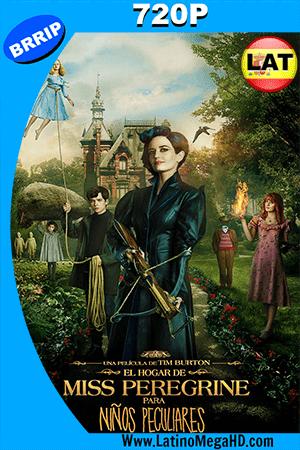 Miss Peregrine Y Los Niños Peculiares (2016) Latino HD 720p ()