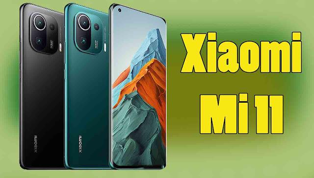 مواصفات هاتف Xiaomi Mi 11 و سعره