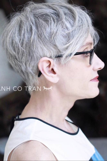 2019 2020 short hairstyles for over 50