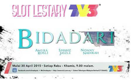 Bidadari Slot Lestary TV3