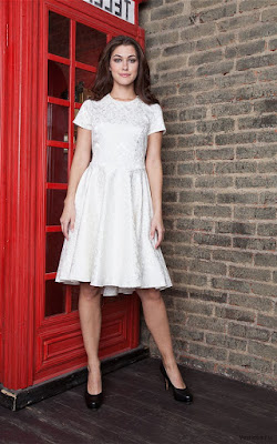 Vestidos de Fiesta Cortos Blancos