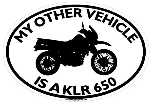I Never Finish Anyth...: The 10 Phases of KLR650 Ownership