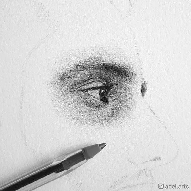 09-Profile-eye-WIP-Adel-www-designstack-co