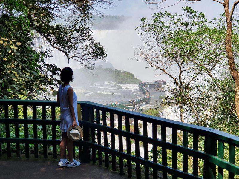 Passeio as Cataratas do Iguaçu lado brasileiro