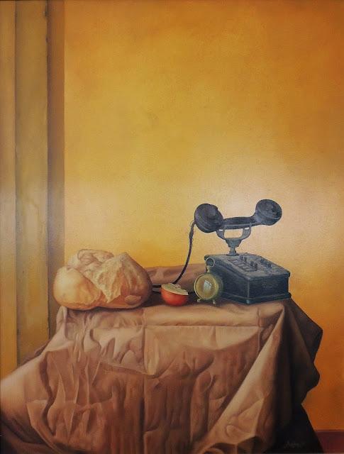Gregorio Sabillón pintura cuadro bodegón