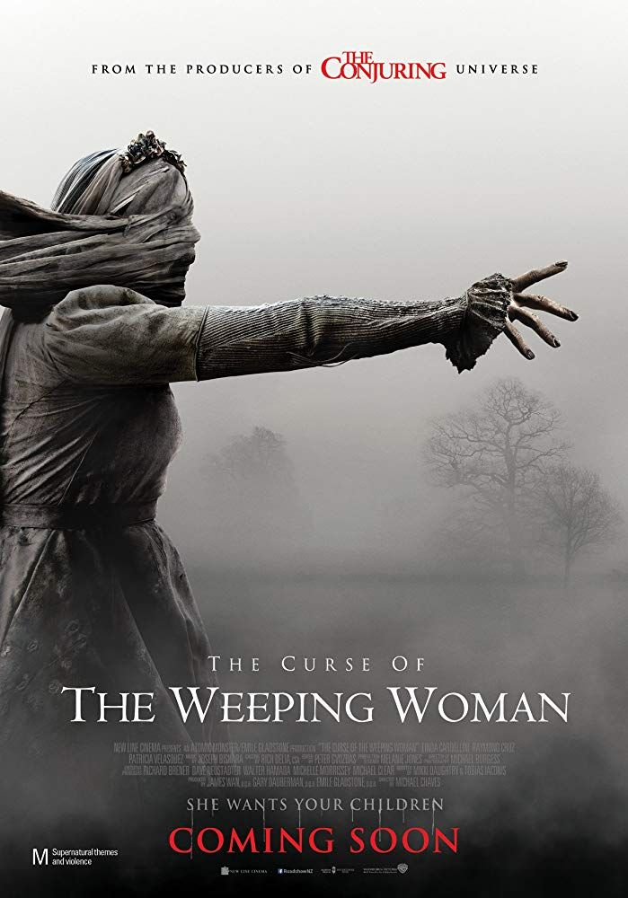 THE CURSE OF THE WEPPING WOMAN (2019) TAMIL DUBBED HD