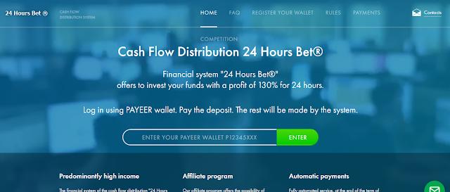 [SCAM] Мошеннический сайт 24hours.bet (youwalletbet@gmail.com) - Отзывы, платит или лохотрон?