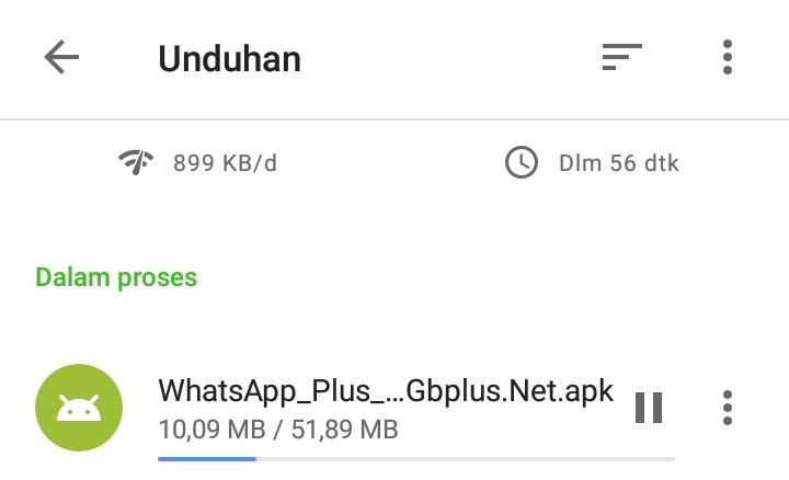 Cara Download WhatsApp Plus APK Versi Terbaru | Infotechku