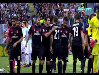 Jadwal Pertandingan AC Milan pada Liga Italia 2017