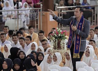 AHY Ditunggu di Berbagai Kampus di Aceh