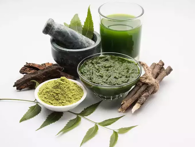How to Use Neem Leaves