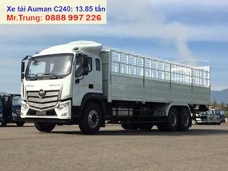 xe-tải-thaco-auman-c240-tải-trọng-14-tấn-thùng-dài-9m5