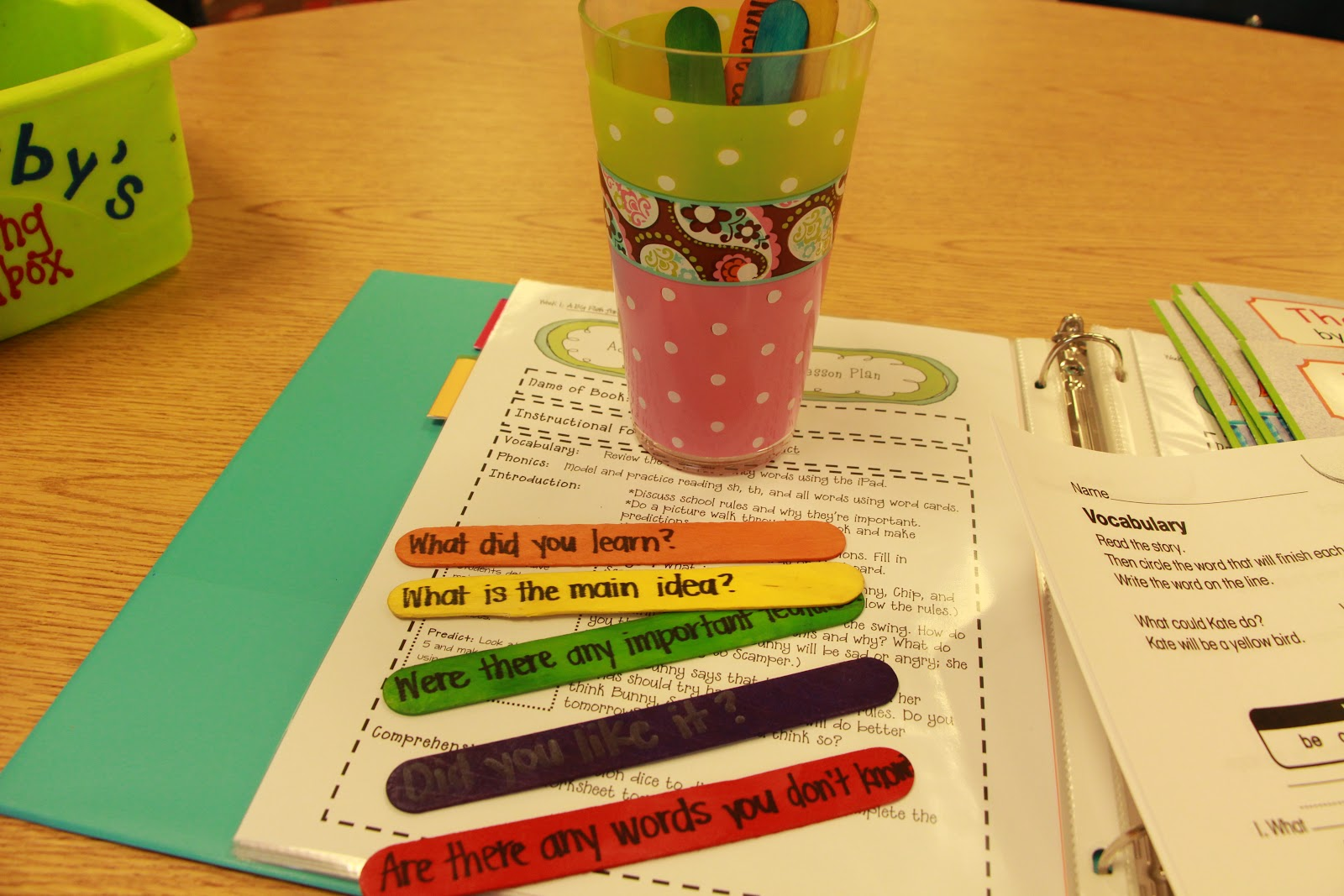Permanently Primary Guided Reading And A Little Red