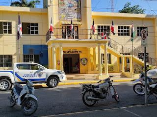 Policía recupera motocicleta en Santiago Rodríguez que se presume es robada.