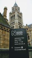 Famoso Museo Histórico Nacional Londres Inglaterra con millones de objetos internacionales