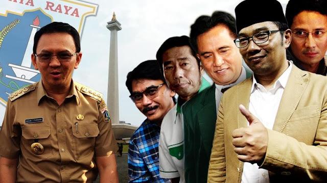 NU: STOP Isu SARA di Pilkada DKI Jakarta, Ini negara Pancasila!