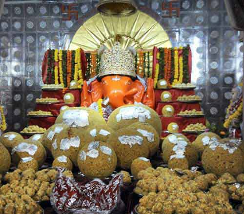 Why Ganesha Is Offered Ladoo?