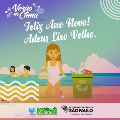 Ilha Comprida é um dos dezesseis municípios paulistas do projeto Verão no Clima