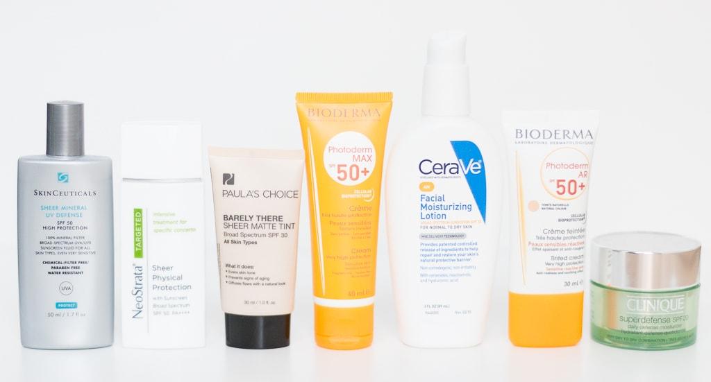 Rosazea Erfahrungsbericht Tipps Hautpflege Morgenroutine Sonnenschutz