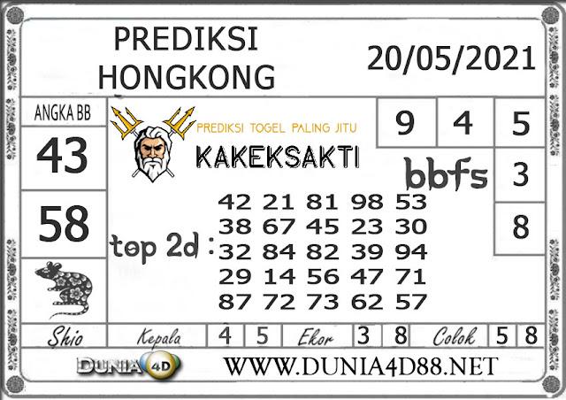 Prediksi Togel HONGKONG DUNIA4D 19 MEI 2021