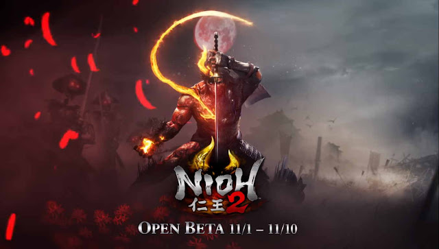 Inilah Trailer Game Nioh 2 PS4. Open Beta