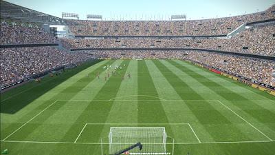 PES 2019 Stadium Mestalla Stadium by Arthur Torres