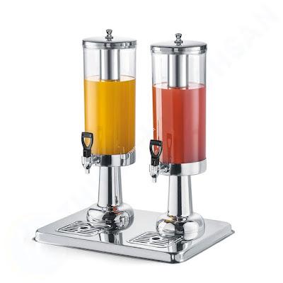 Bình đựng nước ép buffet 6 lít 2 ngăn BC2221-2