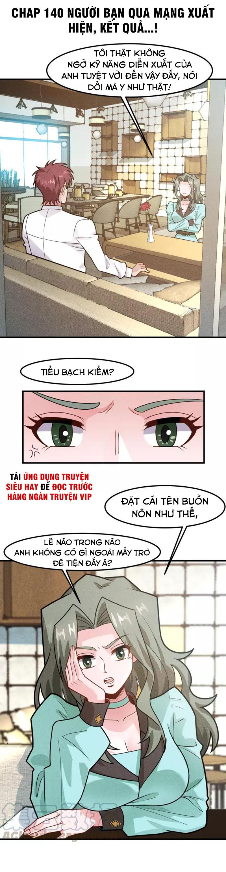 Cao Thủ Cận Vệ Của Nữ Chủ Tịch Chap 140 . Next Chap Chap 141