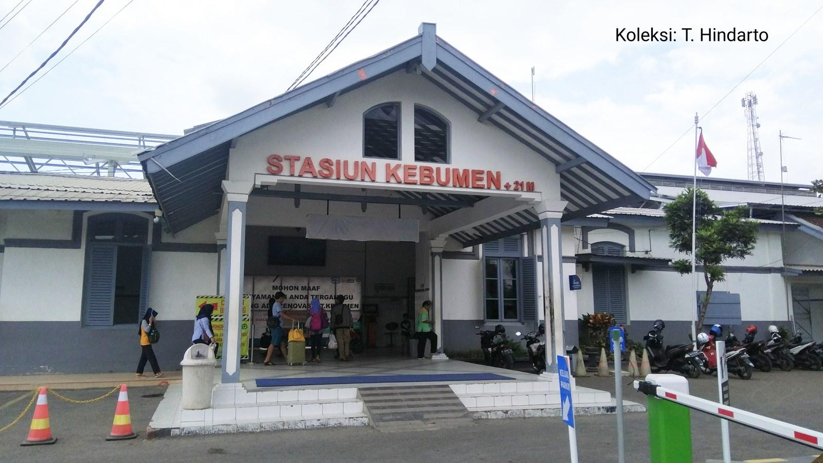 Stasiun Kebumen, Masa Lalu dan Masa Kini