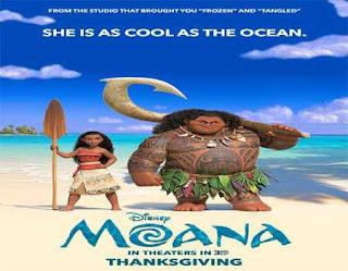 Download Film Moana 2016 DVDRip