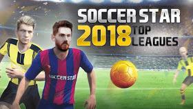 شرح و تثبيت لعبة Soccer Star 2018 Top leagues لهواتف الأندرويد