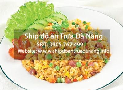 Com chien duong chau - Ship do an nhanh Da Nang