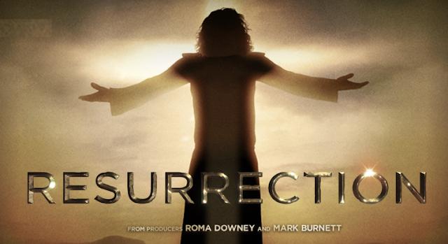 Filme de Páscoa 'Ressurreição' captura o poder do Espírito Santo; 'Está disponível para todos': Roma Downey