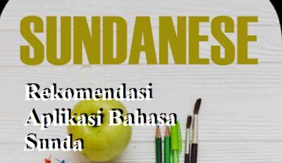 Rekomendasi Aplikasi Bahasa Sunda